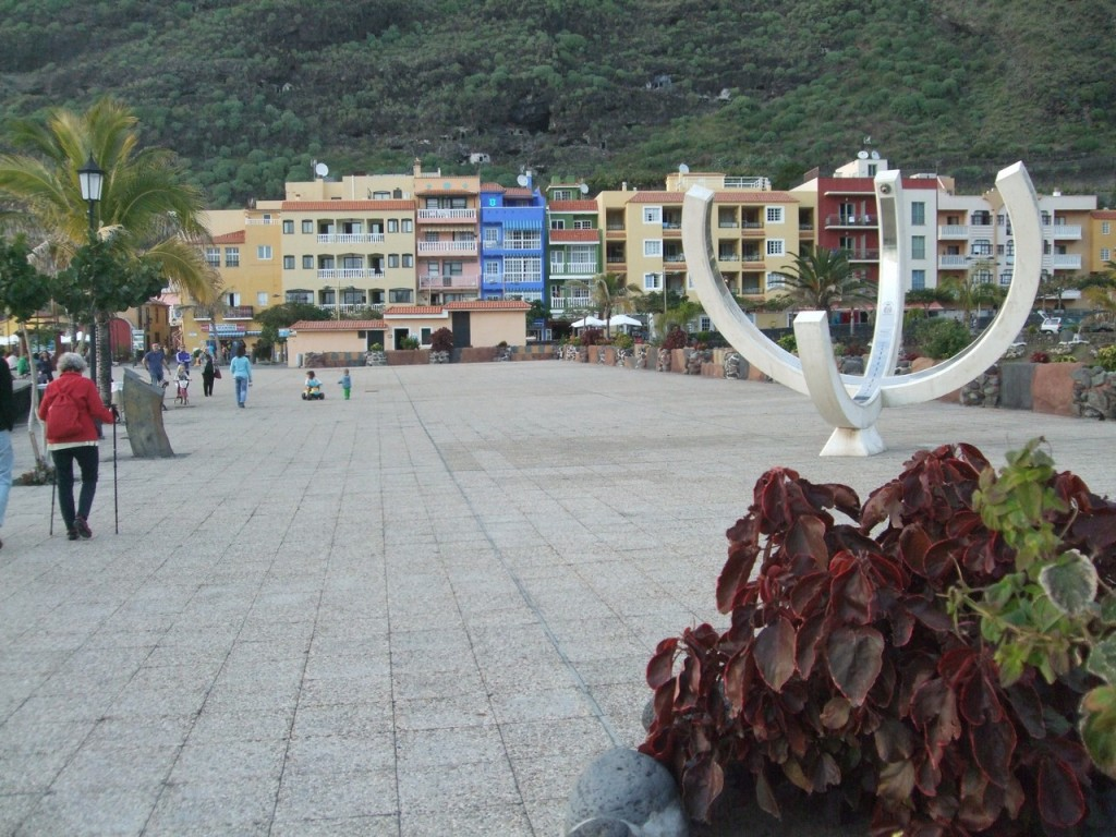 Набережная Puerto de Tazacorte