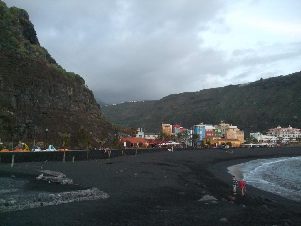 Пляж Puerto de Tazacorte