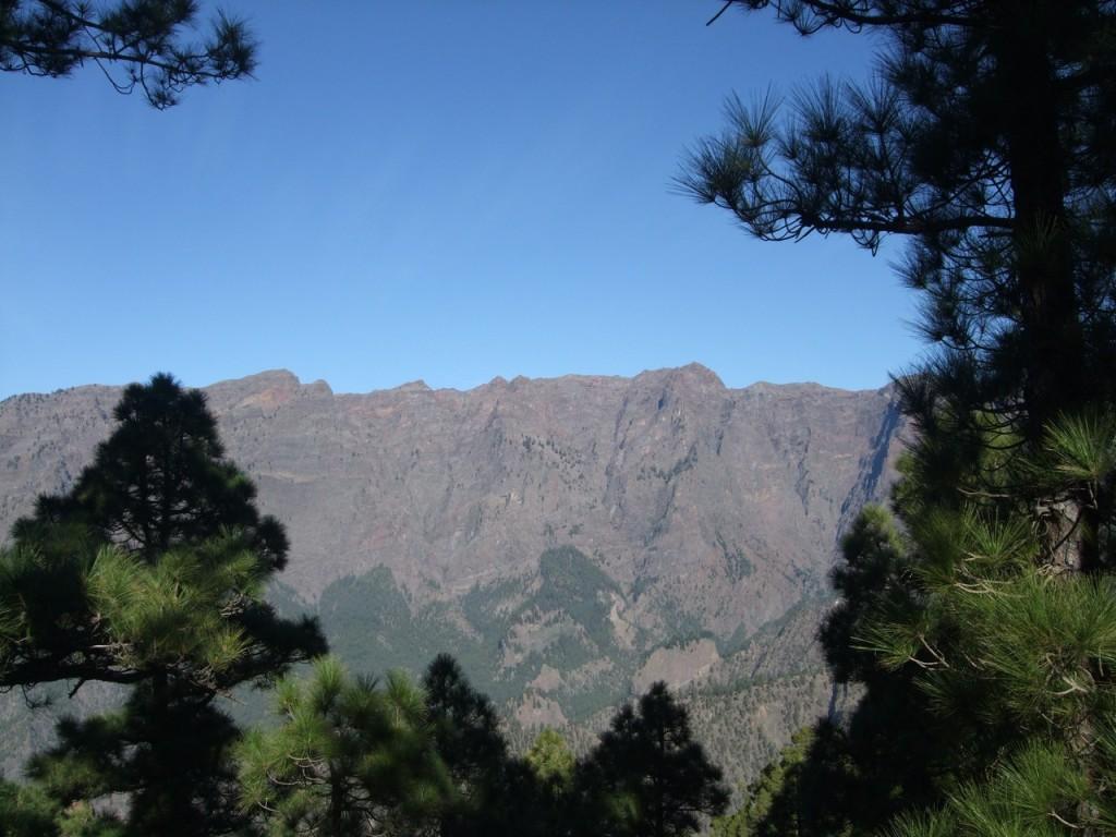 Вид со смотровой площадки La Cumbrecita