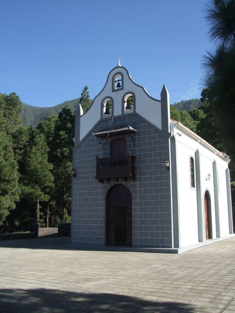 Церковь Ermita de la Virgen del Pino