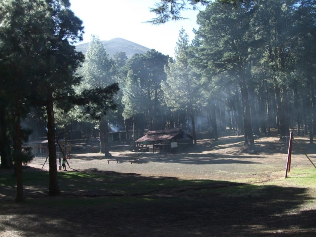 Парк для отдыха El Pilar