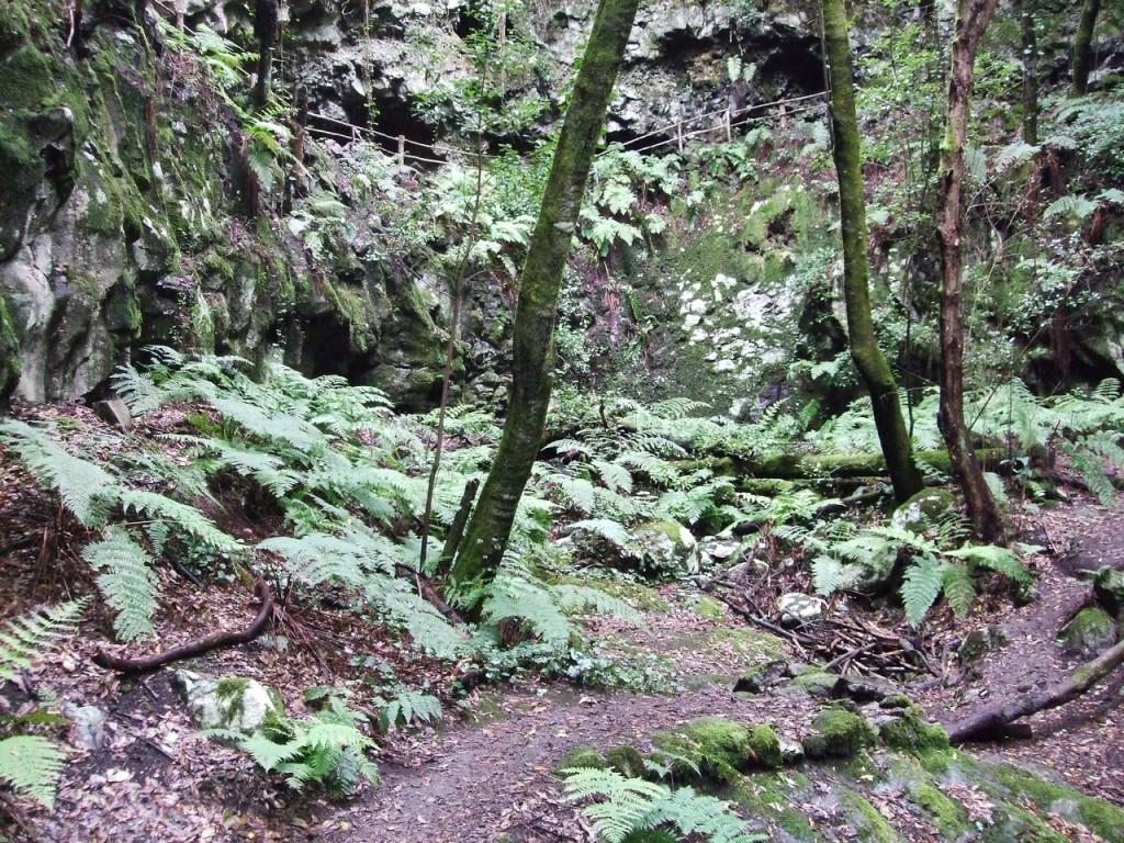 В ущелье Caldera de Agua