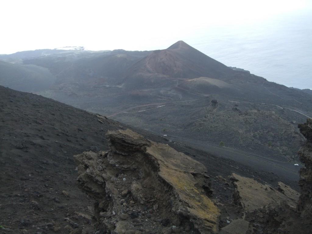 Вулкан Teneguia