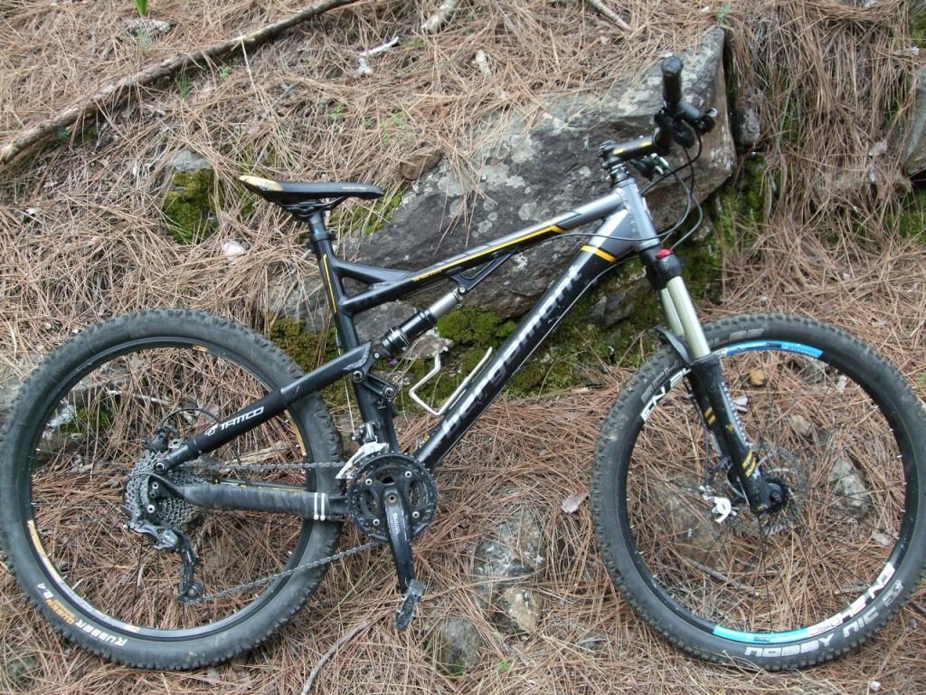 Прокатный велосипед Bike'n'fun: Bergamont Contrail 5.2